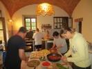 Kulinarische Woche in der Toskana