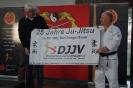 Effektive Selbstverteidigung mit dem Präsidenten des DJJV