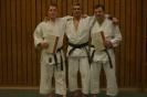 Erfolgreiche Dan-Prüfung für drei Bad Mergentheimer Ju Jitsuka