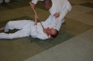 Erste Hanbo-Jutsu Prüfung in der Abteilung