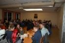 Die Versammlung war gut besucht