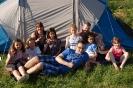 24. Zeltlager an der Martinushütte in Weikersheim