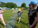 Drei Tage Spaß beim Zeltlager